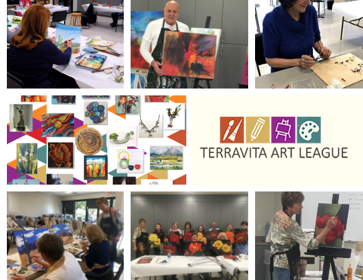 Terravita Art League Collage